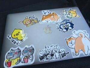 13inch MacBook Pro 2016の破損