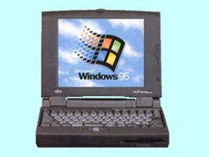 歴代のノートパソコン:前編