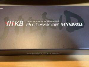 HHKB Professional Hybrid Type−Sはすごく良い感じ