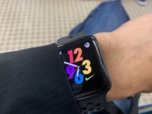 Apple Watchを使って睡眠をレコードしていく